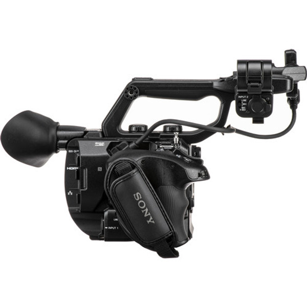 Sony PXW-FS5M2 4K XDCAM Super 35mm Compact Camcorder (Body Only)