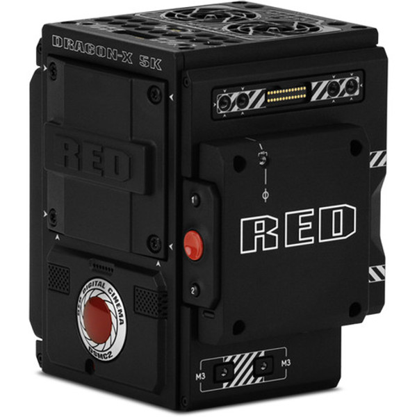 RED 710-0317 DSMC2 BRAIN with Dragon-X 5K S35 Sensor