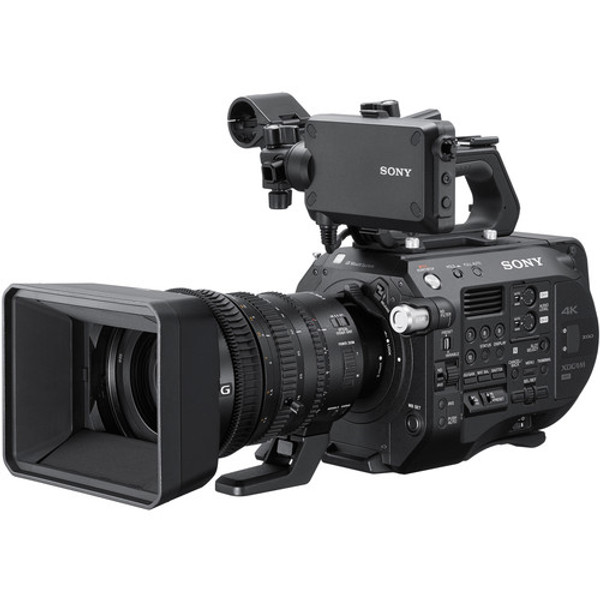 PXW-FS7M2 4K XDCAM Super 35 Camcorder Kit with 18-110mm Zoom Lens