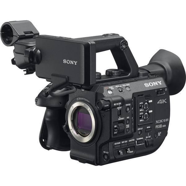 BSTOCK Sony PXW-FS5M2 4K XDCAM Super 35mm Compact Camcorder (Body Only)
