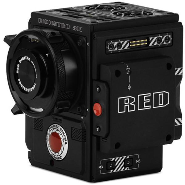 RED Digital Cinema 710-0303 DSMC2 BRAIN with MONSTRO 8K VV Sensor