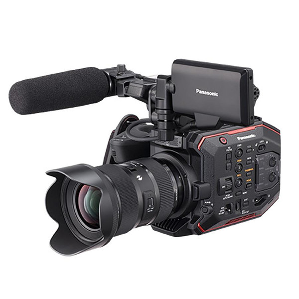 Bstock Panasonic AU-EVA1 5.7K Cinema Camera