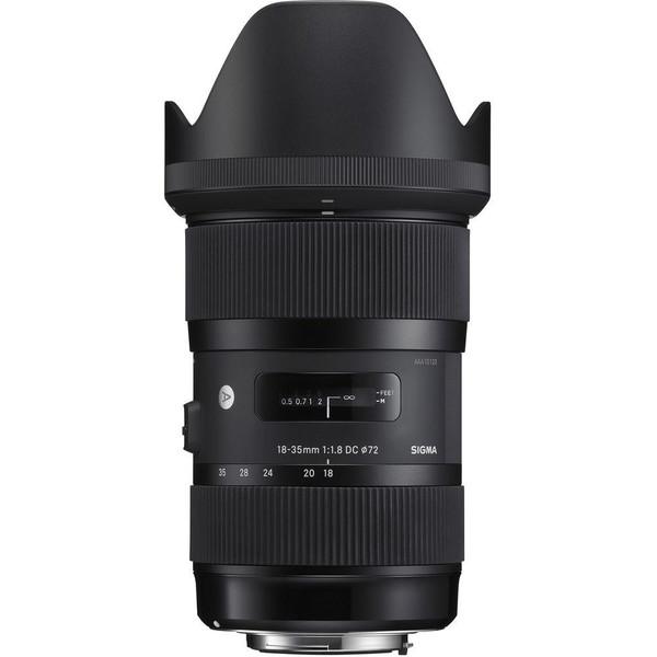 Bstock Sigma 18-35mm f/1.8 DC HSM Art Lens