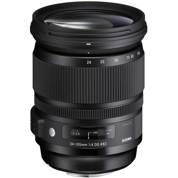 Bstock Sigma 24-105mm f/4 DG OS HSM Art Lens
