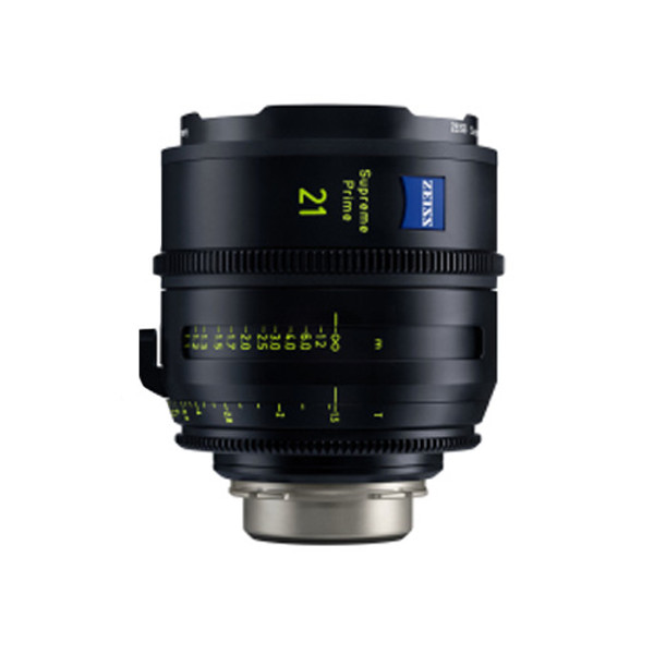 Zeiss 2302-796 Supreme Prime 21mm T1.5 (Feet, PL Mount)