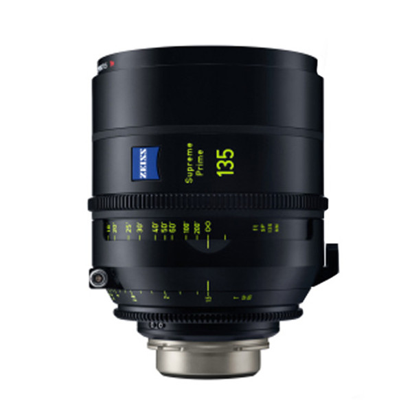 Zeiss 2289-406 Supreme Prime 135mm T1.5 (Feet, PL Mount)