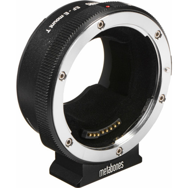 Metabones MB_EF-E-BT5 Canon EF/EF-S Lens to Sony E Mount T Smart Adapter (Fifth Generation)