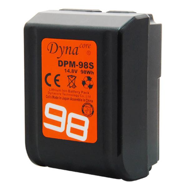 NEW! Dynacore DPM-98S 98Wh Tiny V-Mount Pocket-Sized Battery