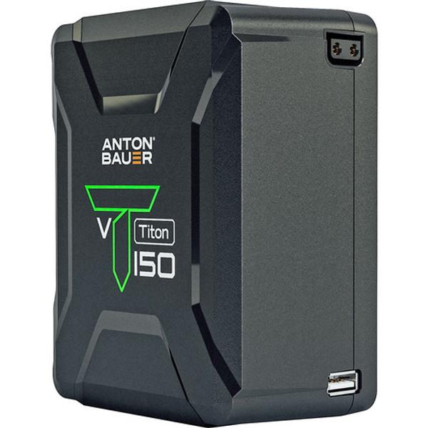 Anton Bauer 8675-0138 Titon 150 V-Mount Lithium-Ion Battery