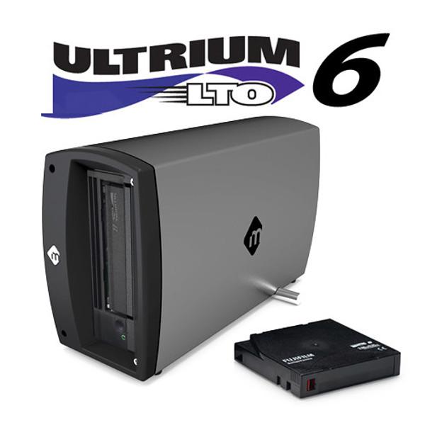 mLogic MTAPE-TB3-LTO6 mTape LTO-6 Thunderbolt 3 Archiving Drive