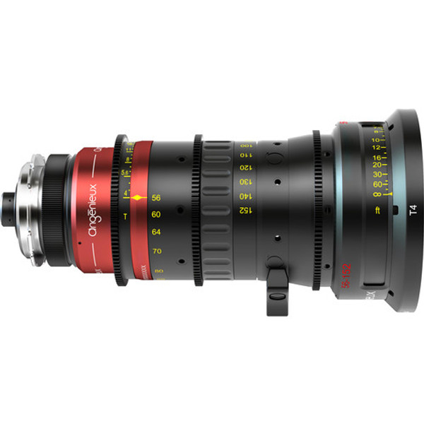 Angenieux Optimo Anamorphic 56-152mm Zoom Lens with ASU (PL, Feet)