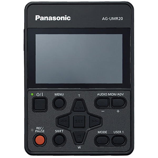 Panasonic AG-UMR20PJ Memory Card Portable Recorder