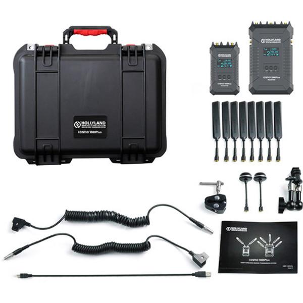 Hollyland Cosmo 1000Plus SDI/HDMI Wireless Video Transmission System