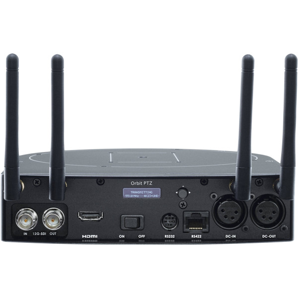 Teradek 10-2550 Orbit PTZ HD 3G-SDI/HDMI Wireless Transmitter/Receiver Kit