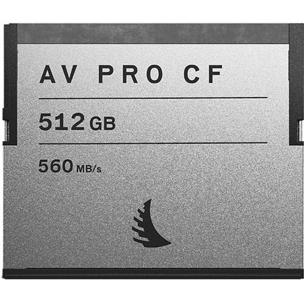 Angelbird AVP512CF 512GB AV Pro CF CFast 2.0 Memory Card
