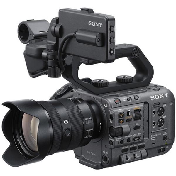 Sony ILME-FX6V FX6 Full-Frame Cinema Camera (Body Only)