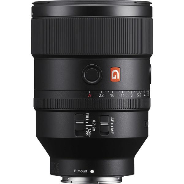 Sony SEL135F18GM FE 135mm f/1.8 GM Lens