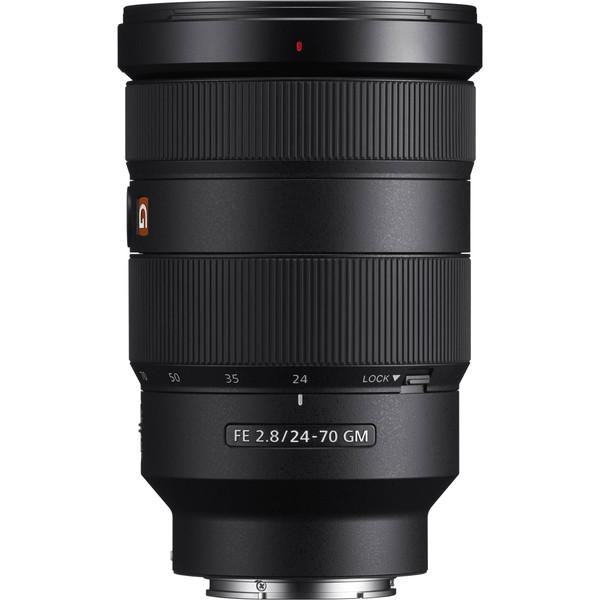 Sony SEL2470GM FE 24-70mm f/2.8 GM Lens
