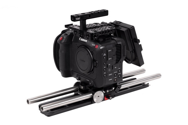 Wooden Camera 289000 Canon C70 Unified Accessory Kit (Pro, Gold Mount)