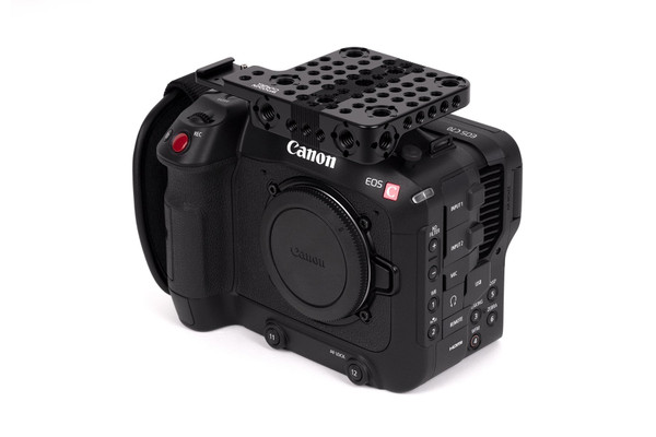 Wooden Camera 288200 Top Plate (Canon C70)