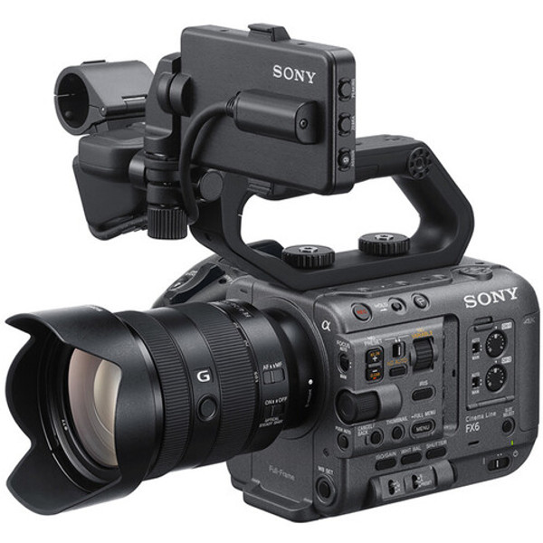 Sony ILME-FX6 Full-Frame Cinema Camera Package