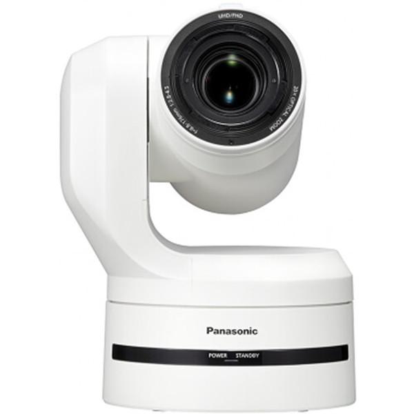 Panasonic AW-HE145 HDMI/3G-SDI/IP Integrated PTZ Camera with 20x Optical Zoom (White)