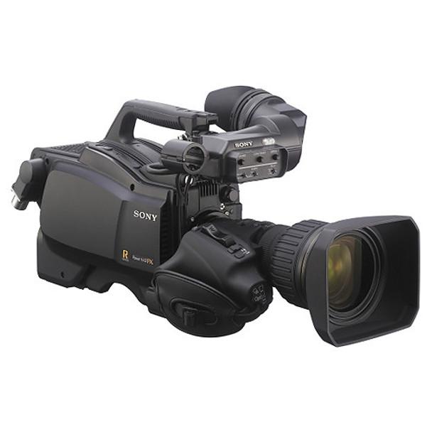 Sony HSC-300RF Optical Fiber Broadcast Camera