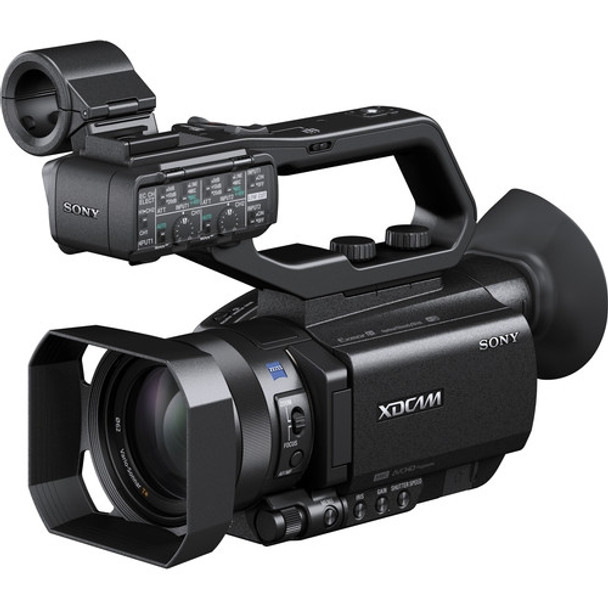 Sony PXW-X70 Professional XDCAM Compact Camcorder with 4K License Upgrade