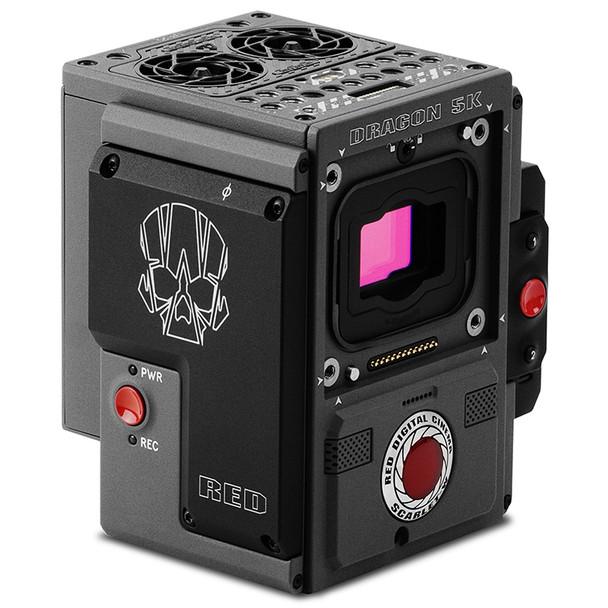 DEMO RED 710-0242-STD SCARLET-W BRAIN with DRAGON 5K Sensor (Standard OLPF)