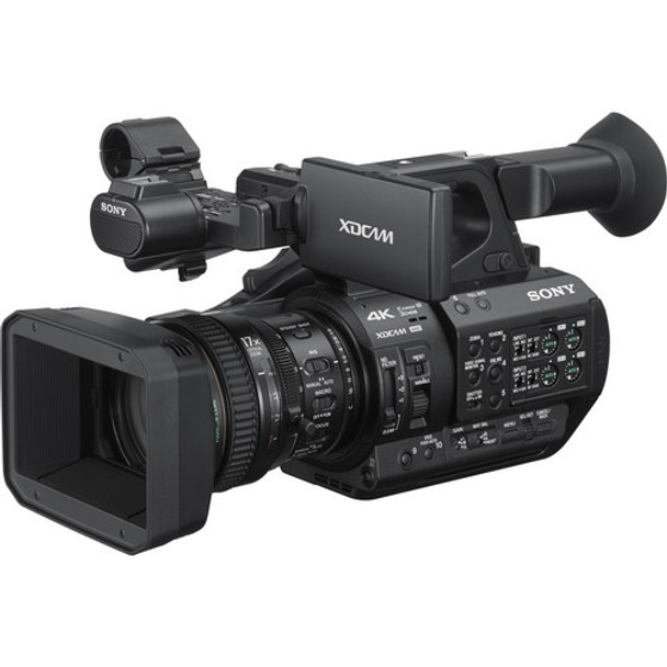 "BSTOCK Sony PXW-Z280 4K 3-CMOS 1/2"" Sensor XDCAM Camcorder"
