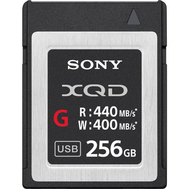 Sony QDG256E/J 256GB XQD G Series Memory Card