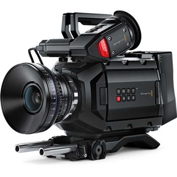 Blackmagic Design CINEURSAM46K/PL URSA 4.6K Digital Cinema Camera (PL Mount)