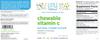 Little Davinci - Chewable Vitamin C 90 Tablets