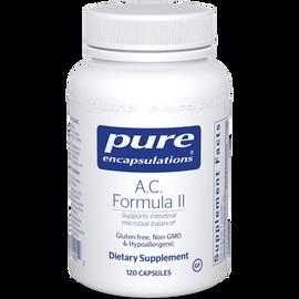 Pure Encapsulations - A.C. Formula II 120 Veggie Capsules