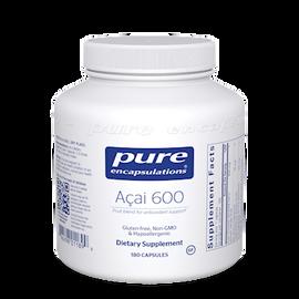 Pure Encapsulations - Acai 600 180 Capsules
