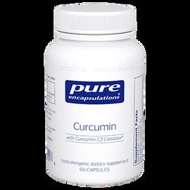 Pure Encapsulations - Curcumin 60 Veggie Capsules