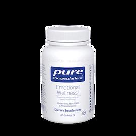 Pure Encapsulations - Emotional Wellness 60 Veggie Capsules