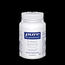 Pure Encapsulations - PreNatal Nutrients 60 Veggie Capsules