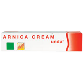 Unda - Arnica Cream 1.4 oz