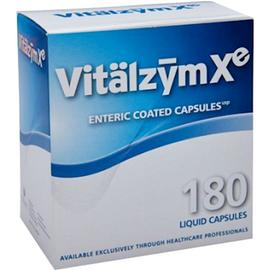 World Nutrition - Vitalzym Xe Enzymes 180 Capsules