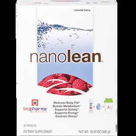 BioPharma Scientific - NanoLean Berry 30 Packets