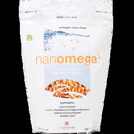 BioPharma Scientific - nanomega3 Pineapple Orange 12.7 oz