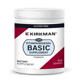 Kirkman Labs - DRN Vitamin Mineral Supplement Powder 312 Grams