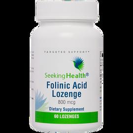 Seeking Health - Folinic Acid Lozenge 60 Lozenges