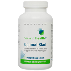 Seeking Health - Optimal Start 120 Veggie Capsules