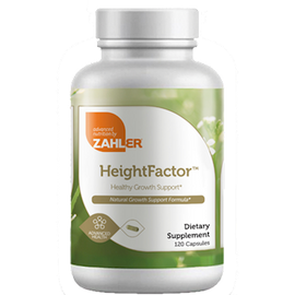 Advanced Nutrition by Zahler - HeightFactor 120 Capsules