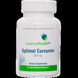Seeking Health - Optimal Curcumin 60 Veggie Capsules