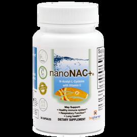 BioPharma Scientific - NanoNAC+ Vitamin C 30 Capsules