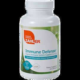 Advanced Nutrition by Zahler - Immune Defense 120 Capsules