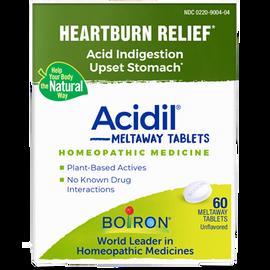 Boiron - Acidil 60 Tablets